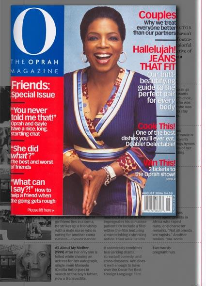 LegalMatch Oprah Magazine