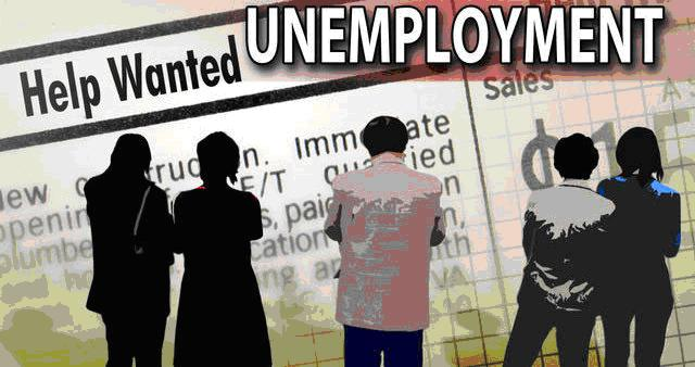 Unemployment benefit seekers