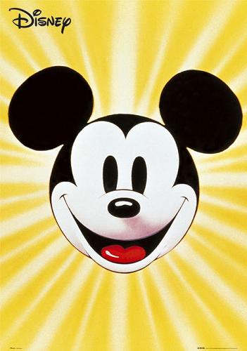 Mickey mouse copyright