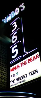 Minus the bear in san francisco copy