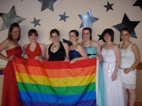 Lesbian prom