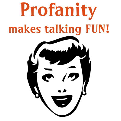 Profanity law