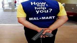 Wal-Mart Security