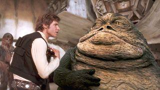 Han and Jabba