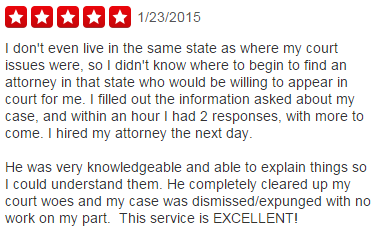 LegalMatch Life: LegalMatch Customer Reviews