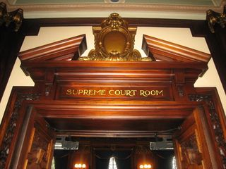 Supreme Court Room