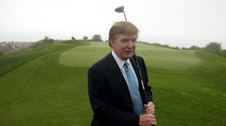 Trump Golf Course