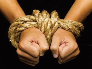 Hands Tied