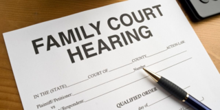 Family Court Hearing