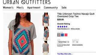Navajo Urban Outfitters